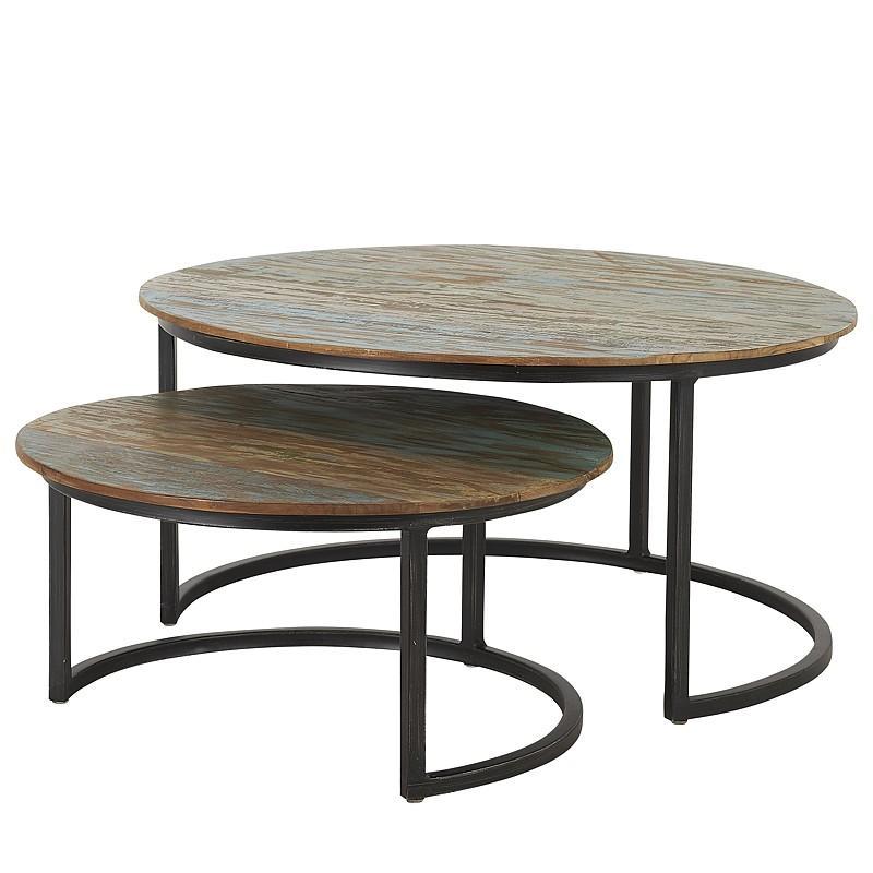 Willy - Set van 2 salontafels